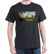 Unique College art T-Shirt