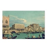 Unique Venice Postcards (Package of 8)