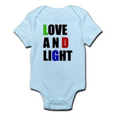 Love and Light Infant Bodysuit