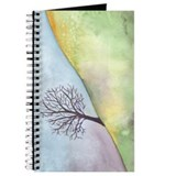 California Tree Watercolor Journal