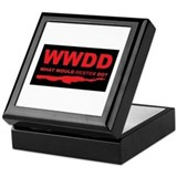 What would Dexter do? Keepsake Box