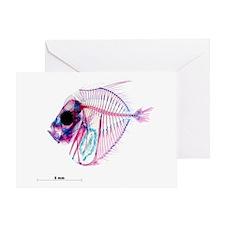 Selene-b Fish Greeting Card
