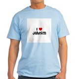 I * Jaheim Ash Grey T-Shirt