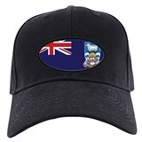 Falklands Flag Baseball Hat
