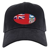 Falklands Civil Ensign Baseball Hat