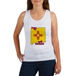 ILY New Mexico Women's Tank Top