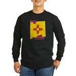 ILY New Mexico Long Sleeve Dark T-Shirt
