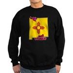 ILY New Mexico Sweatshirt (dark)
