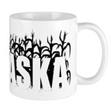 Nebraska corn field Mug