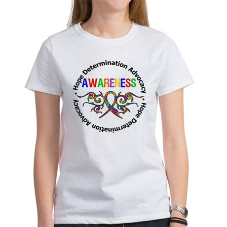 Autism Hope Awareness Women's T-Shirt