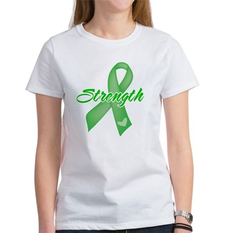 Strength - Bile Duct Cancer Women's T-Shirt