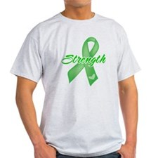 Strength - Bile Duct Cancer T-Shirt