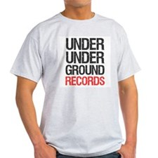 Under Under Ground Records T-Shirt