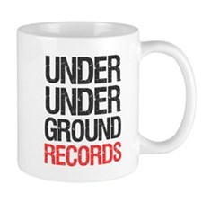 Under Under Ground Records Mug
