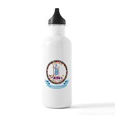 Virginia Seal Sports Water Bottle