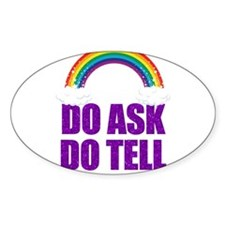 Do Ask, Do Tell Decal