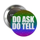 "Do Ask, Do Tell 2.25"" Button (100 pack)"