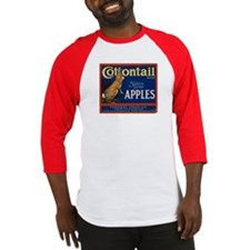 Cottontail Apples Baseball Jersey