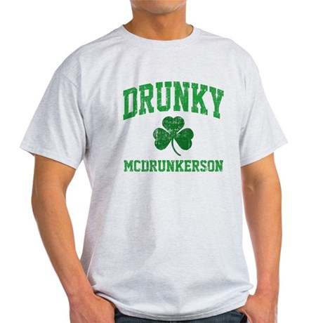 Drunky Light T-Shirt