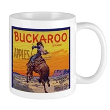 Buckaroo Apples Mug