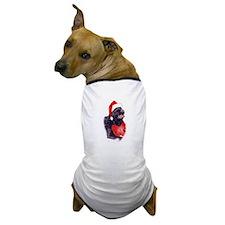 Santa Newf Dog T-Shirt