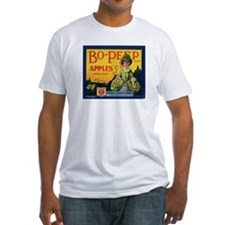 Bo-Peep Apples Fitted T-Shirt