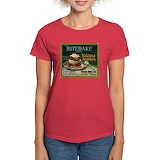 Ritebake Yakima Apples Women's Dark T-Shirt