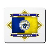 Trenton Flag Mousepad