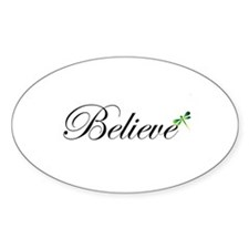 Believe Decal