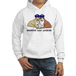 Boofuss and Cheese Hooded Sweatshirt