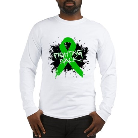 Fighting Back Bile Duct Cance Long Sleeve T-Shirt