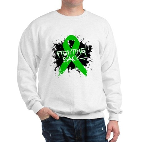 Fighting Back Bile Duct Cance Sweatshirt