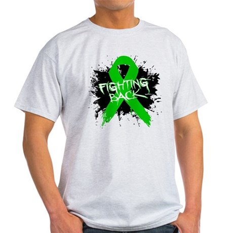 Fighting Back Bile Duct Cance Light T-Shirt