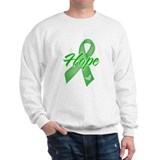 Bile Duct Cancer Hope Sweatshirt