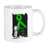 Graffiti FLAG Bile Duct Cance Mug