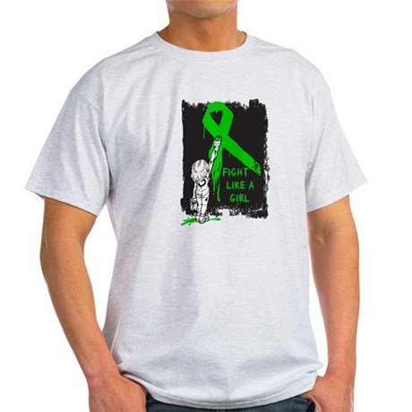 Graffiti FLAG Bile Duct Cance Light T-Shirt