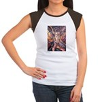 African Antelope 1 Women's Cap Sleeve T-Shirt