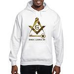Doric Lodge #6 Hooded Sweatshirt