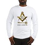 Doric Lodge #6 Long Sleeve T-Shirt