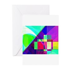 Psychedelic Shop Greeting Cards (Pk of 20)