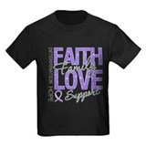 Faith Hodgkins Lymphoma T