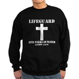 Lifeguard- Mine Walks On Water Jumper Sweater