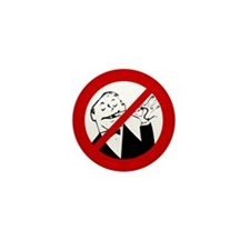 Anti Rich Jerks Mini Button (100 pack)