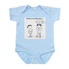 Hollywood Playdates Infant Bodysuit