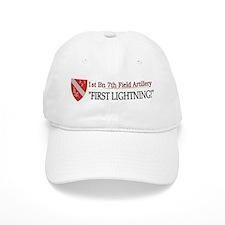 1st Bn 7th Field Artillery Baseball Cap