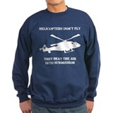 Helicopter Submission STYLE B Jumper Sweater