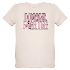 Iowa Breast Cancer Fighter T-Shirt