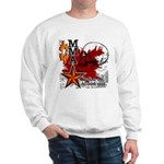 Blood in, Blood out MMA Sweatshirt
