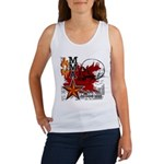 Blood in, Blood out MMA Women's Tank Top