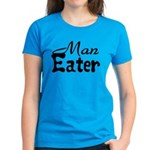 Man Eater Women's Dark T-Shirt